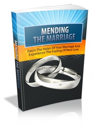 cover image of Mending the Marriage