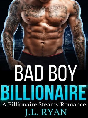 cover image of Bad Boy Billionaire