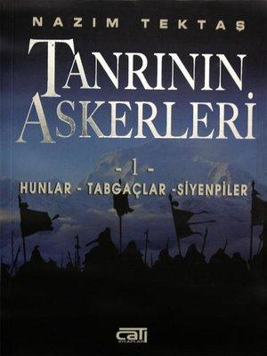 cover image of Tanrının Askerleri 1