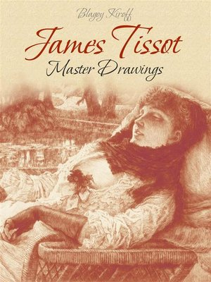 cover image of James Tissot--Master Drawings