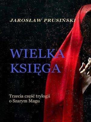 cover image of Wielka księga