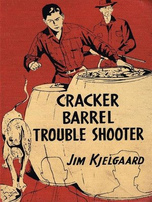 cover image of Cracker Barrel Trouble Shooter