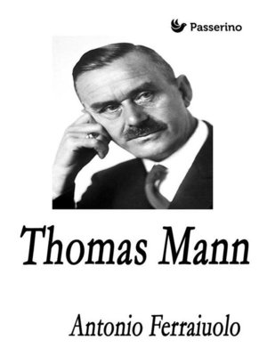 cover image of Thomas Mann