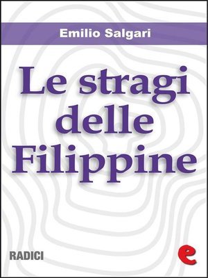 cover image of Le Stragi delle Filippine