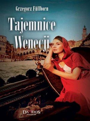 cover image of Tajemnice Wenecji