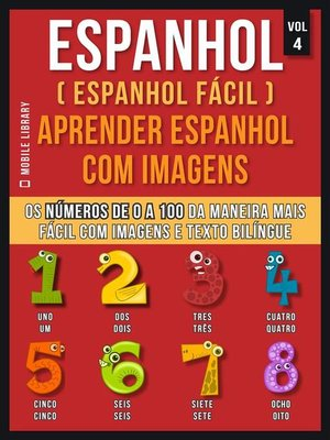 cover image of Espanhol ( Espanhol Fácil ) Aprender Espanhol Com Imagens (Vol 4)