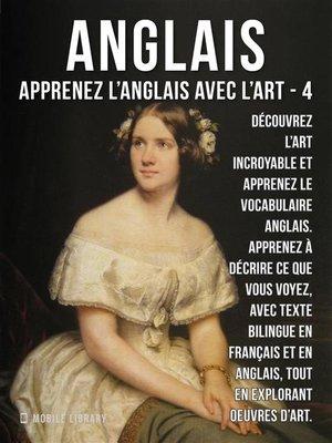 cover image of 4--Anglais--Apprenez l'Anglais avec l'Art