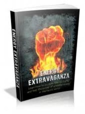 cover image of Energy Extravaganza
