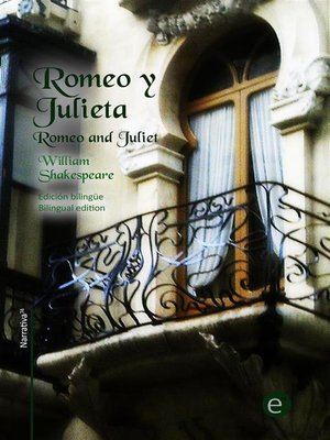cover image of Romeo y Julieta/Romeo and Juliet