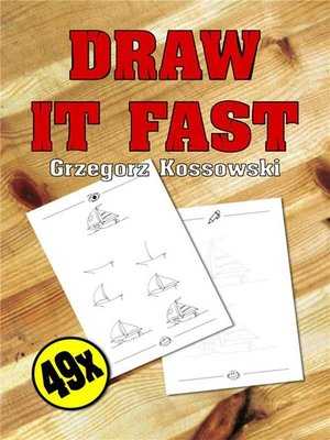 cover image of Draw it fast