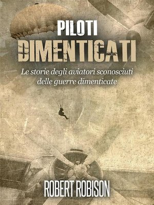 cover image of Piloti Dimenticati