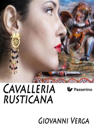 cover image of Cavalleria Rusticana