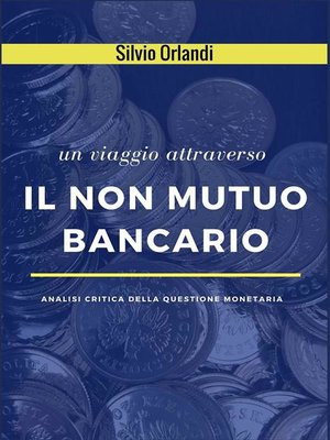 cover image of Il non mutuo bancario