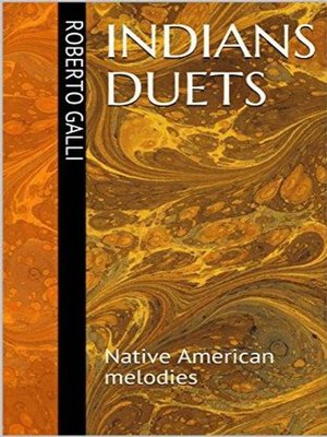 cover image of Indians duet