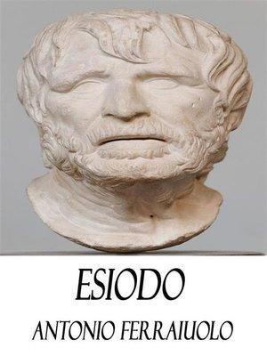 cover image of Esiodo