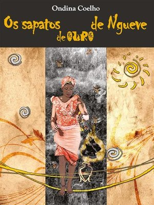 cover image of Os sapatos de ouro de Ngueve