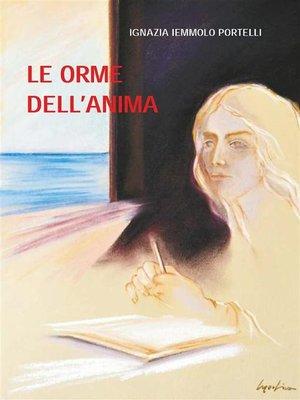 cover image of Le Orme dell'anima