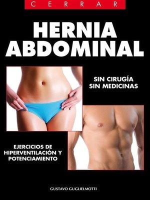 cover image of Hernia Abdominal--cerrar sin cirugía