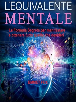 cover image of L'equivalente mentale
