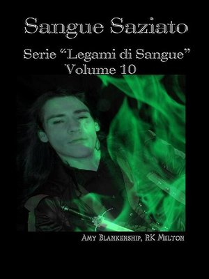 cover image of Sangue Saziato