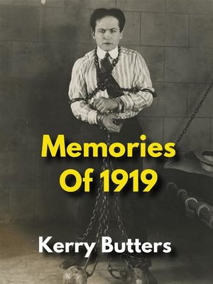 cover image of Memories of 1919