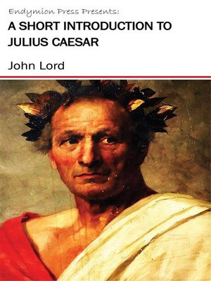 cover image of A Short Introduction to Julius Caesar