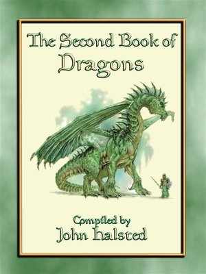 cover image of THE SECOND BOOK OF DRAGONS--28 tales of dragons