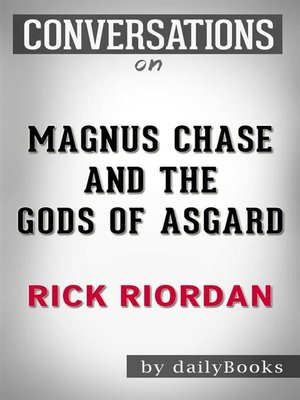 cover image of Magnus Chase and the Gods of Asgard--The Sword of Summer by Rick Riordan​​​​​​​