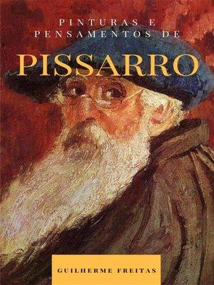 cover image of Pinturas e pensamentos de Pissarro