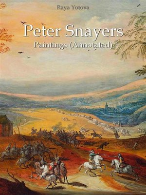 cover image of Peter Snayers--Paintings (Annotated)