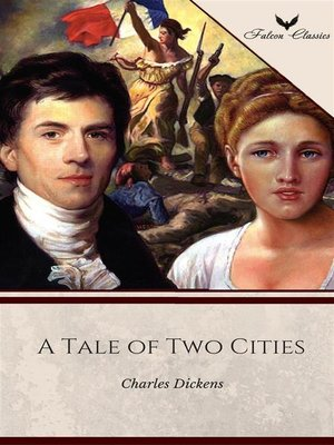 cover image of A Tale of Two Cities (Falcon Classics) [The 50 Best Classic Books Ever--# 24]