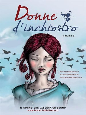 cover image of Donne d'inchiostro--Volume 3