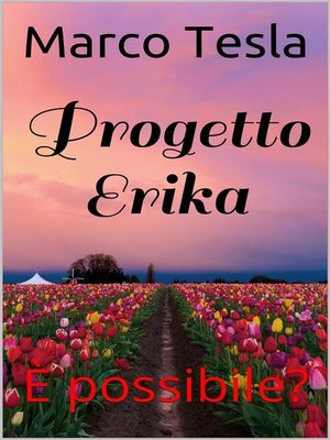 cover image of Progetto Erika