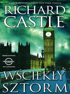 cover image of Wściekły sztorm