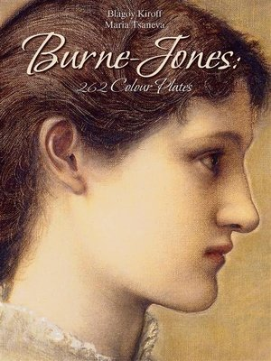 cover image of Burne-Jones--262 Colour Plates