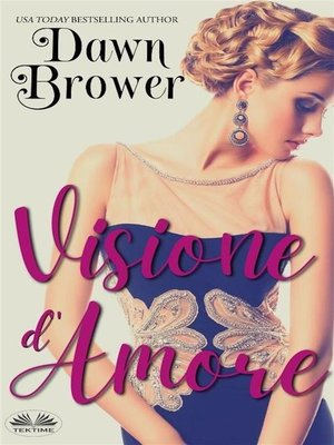 cover image of Visione D'Amore