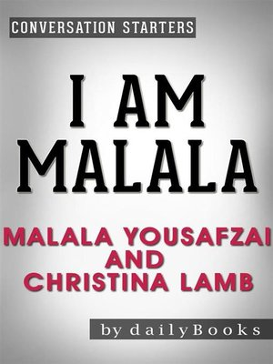 cover image of I Am Malala--The Girl Who Stood Up for Education and Was Shot by the Taliban by Malala Yousafzai and Christina Lamb