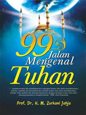 cover image of 99 Jalan Mengenal Tuhan