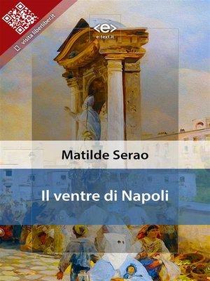 cover image of Il ventre di Napoli