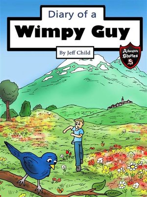 cover image of Diary of a Wimpy Guy