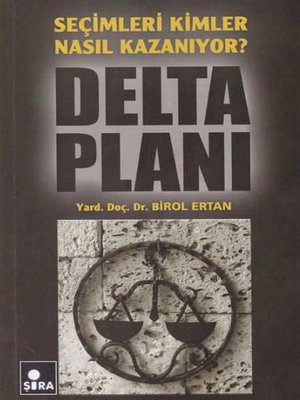 cover image of Delta Planı