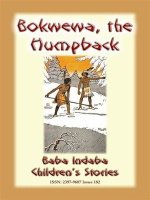cover image of BOKWEWA THE HUMPBACK--An American Indian Children's Story