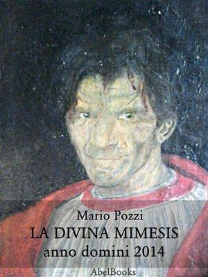 cover image of La divina mimesis