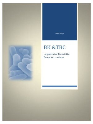 cover image of Bk & Tbc