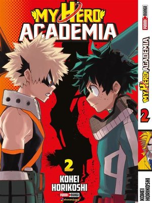 cover image of My Hero Academy 2