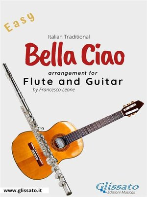 cover image of Bella Ciao--Flute and Guitar