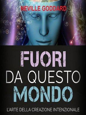 cover image of Fuori da questo mondo