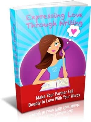 cover image of expressing Love Through Writing