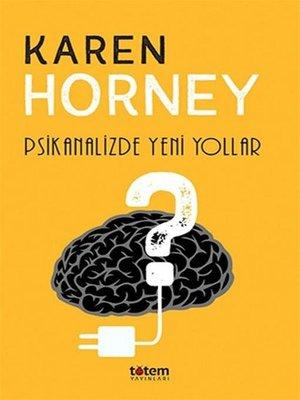 cover image of Psikanalizde Yeni Yollar