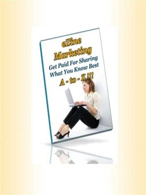 cover image of Ezine marketing a to z
